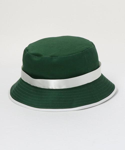 Casablanca(カサブランカ)ORANGE BUCKET HAT
