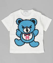 HYS BEAR pt Tシャツ【XS/S/M】ホワイト