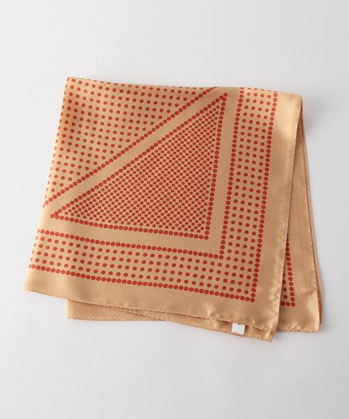 Le Vernis(ルベルニ)DOTS スカーフ / バンダナ