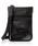 DECADE(ディケイド)の「ファブリックxリアルレザー・パスポートケースショルダーバッグ DECADE(No-01199)Passport Case Shoulder Bag(ショルダーバッグ)」|ブラック系その他2