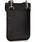 DECADE(ディケイド)の「ファブリックxリアルレザー・パスポートケースショルダーバッグ DECADE(No-01199)Passport Case Shoulder Bag(ショルダーバッグ)」|詳細画像