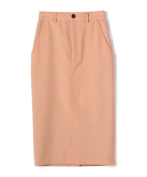 【正規取扱店】 COL/ PIERROT FOR ESTNATION ESTNATION/ ウールタイトスカート(スカート)|col FOR pierrot(コルピエロ)のファッション通販, DEROQUE:1b6dcb7b --- ruspast.com