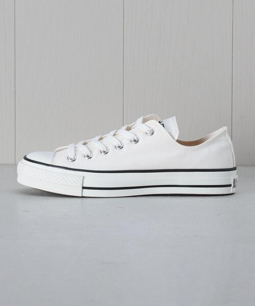 <CONVERSE>CANVAS ALL STAR OX MADE IN JAPAN/スニーカー