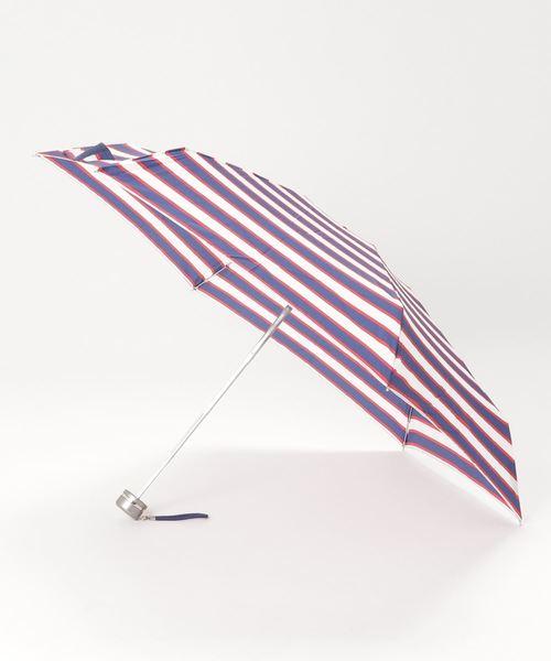 【 TOTES / トーツ 】ミニ アンブレラ 手動 おりたたみ傘