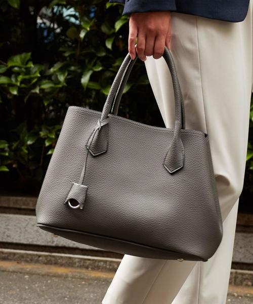 【WORK TRIP OUTFITS】CR BAG IN BAG トート・ショルダーバッグ