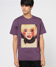 Courtney Love/C LOVE pt Tシャツ