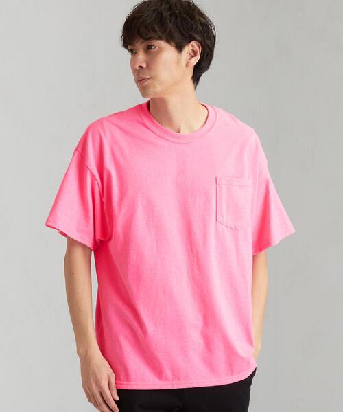 [オニータ]SC ONEITA ネオン ポケット Tシャツ