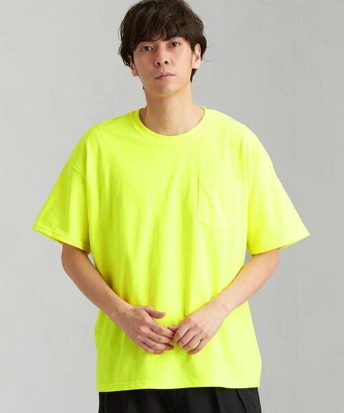 [オニータ]SC ONEITA ネオン ポケット Tシャツ †