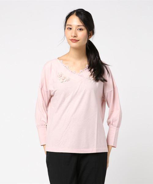 セットアップ 【セール】ドロップショルダーゆるかわカットソー(Tシャツ/カットソー)|INGEBORG(インゲボルグ)のファッション通販, ムゲガワチョウ:3878ece1 --- skoda-tmn.ru