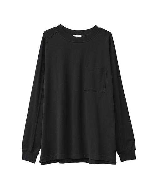 希少 黒入荷! URBANE JERSEY L JERSEY/S(Tシャツ/カットソー)|CLANE(クラネ)のファッション通販, カナヤチョウ:62c58d10 --- skoda-tmn.ru
