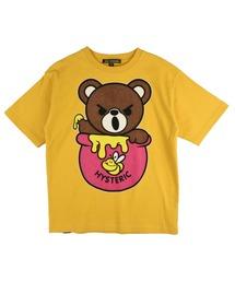 HONEY BEAR Tシャツ【L】イエロー