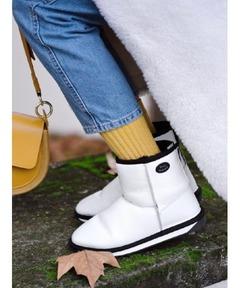 Stinger Mini Zip ムートンブーツ