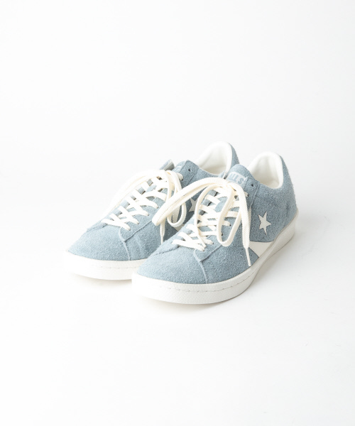 【CONVERSE】PRO LEATHER SUEDE OX