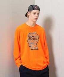 <BRAIN DEAD>INFECTED LONG SLEEVE T-SHIRT/Tシャツ