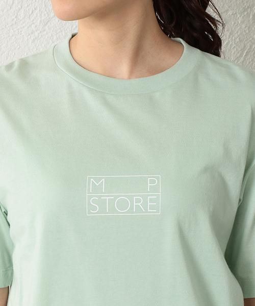 MPSロゴTシャツ