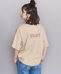 <Americana(アメリカーナ)>リンガーTシャツ