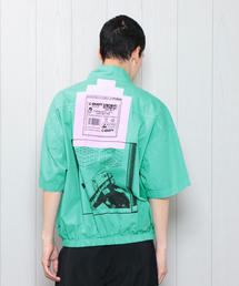 <C.E >SHORT SLEEVE JACKET/ジャケット.