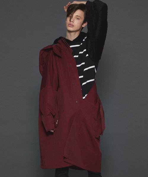 代引き人気 BENCH COAT(その他アウター) SHAREEF(シャリーフ)のファッション通販, シモスワマチ:4ba2e624 --- steuergraefe.de