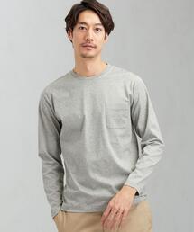 CM オーガニック クリア クルー LS Tシャツ