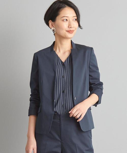 【WORK TRIP OUTFITS】★WTO BC ツイルジャケット