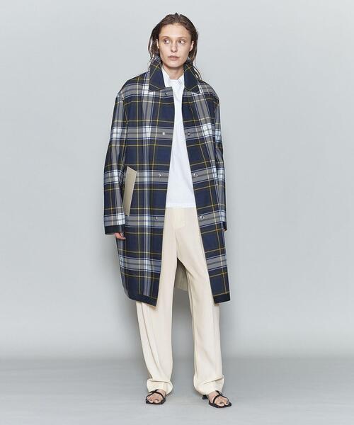 <MACKINTOSH x 6(ROKU)>DRESS GORDON REVERSIBLE COAT/コート