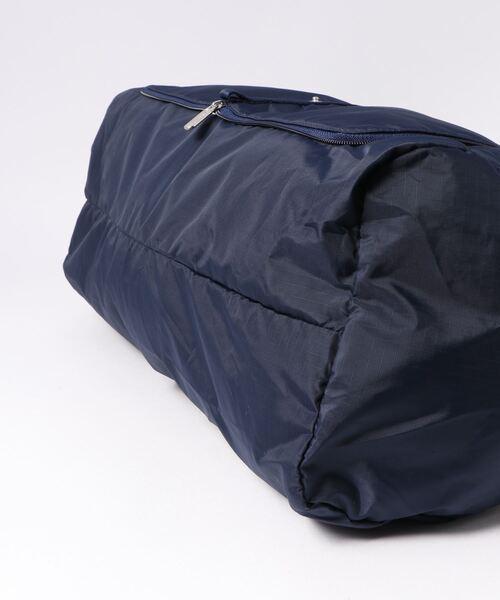 LeSportsac(レスポートサック)の「【Heritage Collection】TRAVEL PKABLE WKENDER ヘリテージ コバルト(ボストンバッグ)」|詳細画像