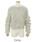 select MOCA(セレクトモカ)の「フワフワフェザーヤーンフリンジスリーブ長袖シャギーニット(ニット/セーター)」 詳細画像
