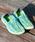 Rock Spring(ロックスプリング)の「ROCK SPRING 'CAPE HORN' カジュアルウーブンシューズ(RS-167)(スリッポン)」|グリーン