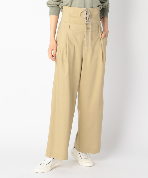 【残りわずか】 【セール】半端丈パンツ(パンツ) Liesse(リエス)のファッション通販, ツキヨノマチ:d376bc44 --- skoda-tmn.ru