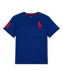 2e9ac9188dcd8 School(スクール)の「コットン ジャージー クルーネック Tシャツ(Tシャツ