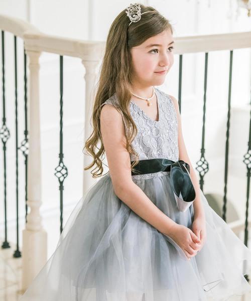472fe1044696b Catherine Cottage(キャサリンコテージ)のフィッシュテールドレス KIDS(ドレス)