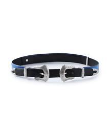 TOGA PULLA(トーガ プルラ)の【TOGA PULLA】Double buckle belt TP92-AH277(ベルト)