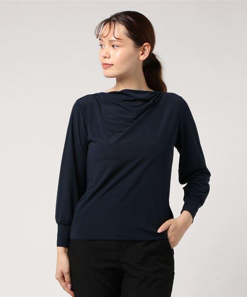 新作 ジョーゼットスムースドレープ プルオーバー(Tシャツ/カットソー)|ANAYI(アナイ)のファッション通販, ランプ一番:f4935df0 --- dpu.kalbarprov.go.id