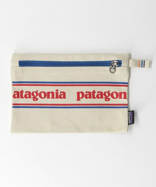 ★【patagonia(パタゴニア)】32 ジッパードポーチ