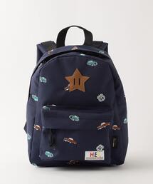 【別注】<MEI(メイ)>デイパックSサイズカー柄 バッグ