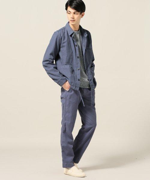HOMEWORK Twill Work Jacket#