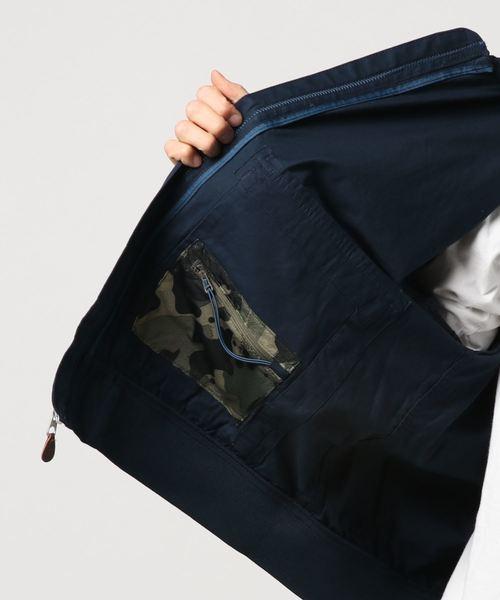 メンズ クロッカー マウンテン MA1 ジャケット