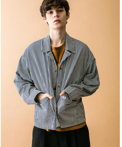 <LEE × monkey time> COVERALL/カバーオール