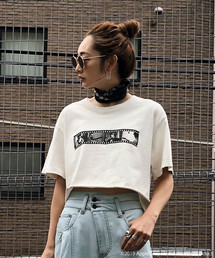 AMERI(アメリヴィンテージ)のTHE BEATLES CUT OFF TEE(Tシャツ/カットソー)