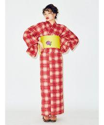 jouetie(ジュエティ)の【浴衣】チェック(着物/浴衣)