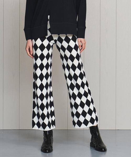 【お取り寄せ】 【セール】<H>DIAMOND CHECK CHECK PANTS/パンツ(パンツ) H BEAUTY&YOUTH UNITED ARROWS(エイチビューティー UNITED&ユースユナイテッドアローズ)のファッション通販, リヴェール プレミアム:59ae5c98 --- 888tattoo.eu.org