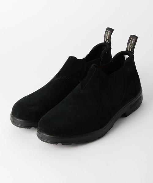 <BLUNDSTONE(ブランドストーン)> SIDE SIDEGORE BOOTS/ブーツ