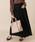 AULI(アウリィ)の「AULIマキシスカート(スカート)」 ブラック