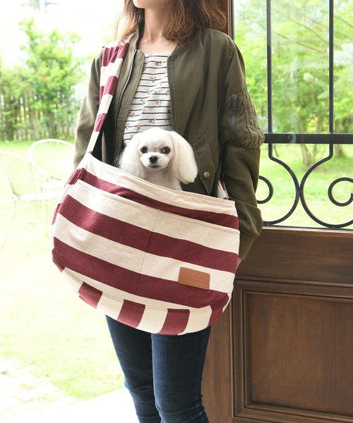 Calulu/カルル/ドッグスリングバッグ/犬用品/お散歩