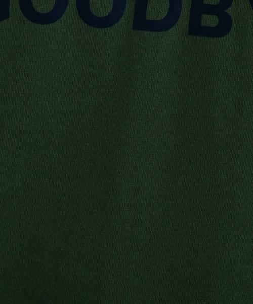 ロゴフロッキーTシャツ