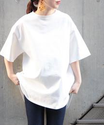 ADAM ET ROPE'(アダム エ ロペ)の【19SS新色】BIG TEE(Tシャツ/カットソー)