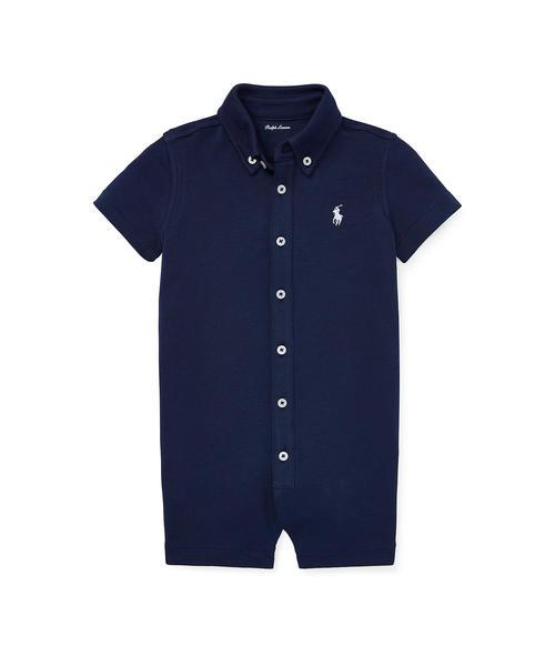 bc6fe28f05c29d Polo Ralph Lauren Childrenswear(ポロラルフローレンチャイルドウェア)のコットン インターロック ショート