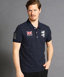 NICOLE CLUB FOR MEN(ニコルクラブフォーメン)のAdmiral (アドミラル)別注ポロシャツ(ポロシャツ)