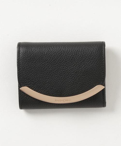 new styles c35c9 f8222 LIZZIE リジー / TRI FOLD WALLET 三つ折り財布