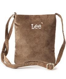 Lee(リー)のLee 細コールポシェット(ショルダーバッグ)